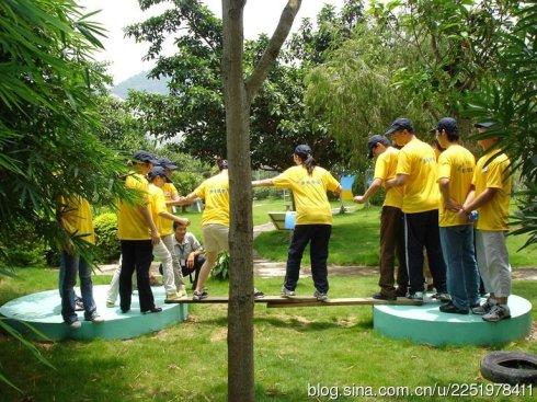 泰安拓展训练—孤岛求生